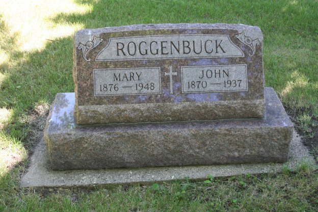 John and Mary Roggenbuck